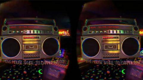 【591VR推荐】VR街机游戏New Retro Arcade