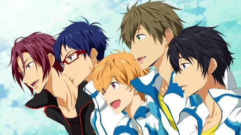 【月声中配】FREE!!ES·如同游戏一般的游泳部人生开始!