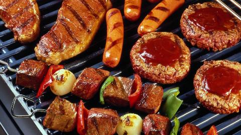 至善至美:烤肉