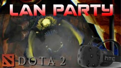 【虚拟现实】VR DOTA 2 SECRET SHOP
