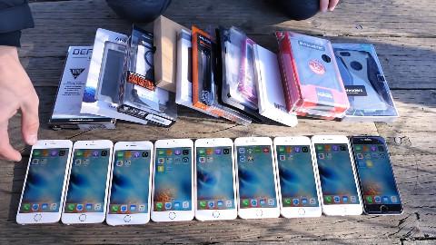 【科客分享】暴力测试:是iPhone 6s变硬了?还是保护套够厉害?