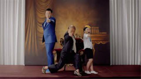 PSY鸟叔最新MV-Daddy(高清无水印)