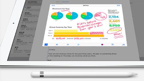 iPad Pro最深度评测:做好生产力工具并不容易