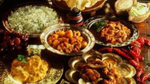 【三哥的日常】印度小吃(1)