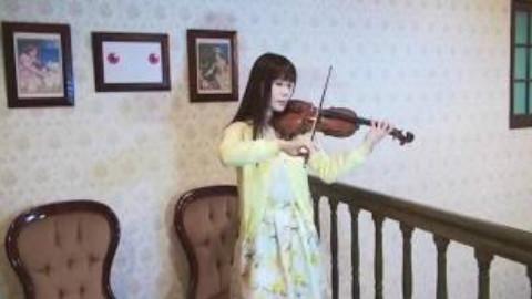 【石川綾子】魔法少女小圆OP「コネクト」【小提琴演奏】