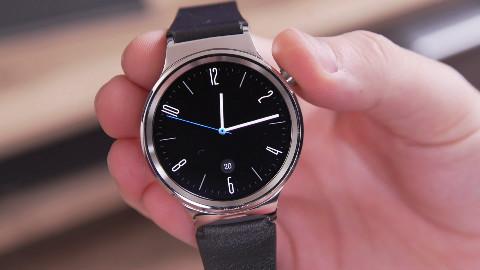 德国人测评华为智能手表