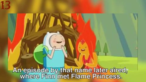 107个关于 Adventure Time 探险时光 的真相!