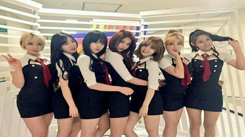 K-pop女团的那些成名曲
