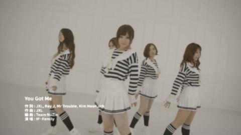 IP.Family《You got me》舞蹈版 MV