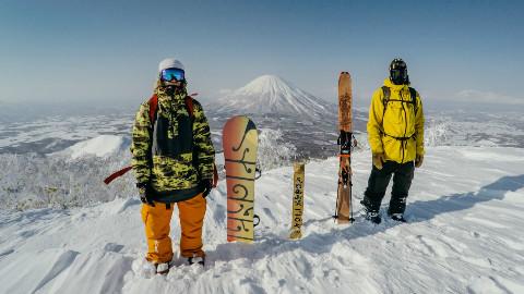 【地球Online】日本冰雪之旅