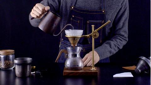 别再喝速溶咖啡了!手冲咖啡,3分钟搞定!