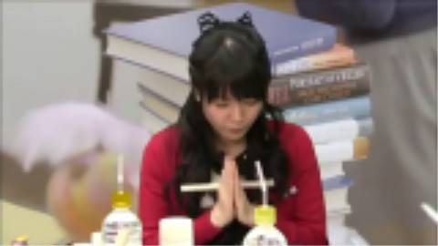 【彩喵】吃烧肉饭的竹达彩奈