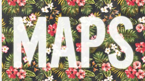 【金坷垃】Maroon - Maps 现场版