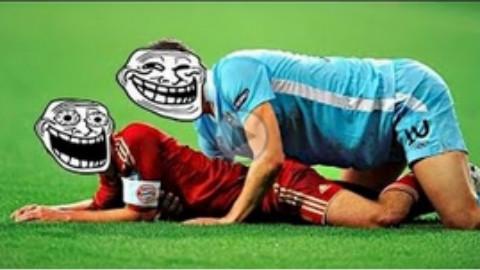 有趣爆笑的足球 - (搞笑足球)