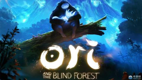 Ori & the Blind Forest P16 进入最终场景准备拯救世界