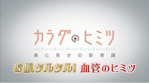 【综艺】【花丸字幕组】【身体的秘密】01 肌肤滑溜溜!血管的秘密