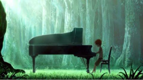 George Winston - 卡农(小提琴版)