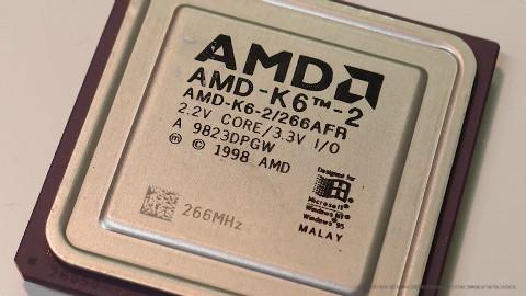 【官方双语】AMD的历史#电子速谈