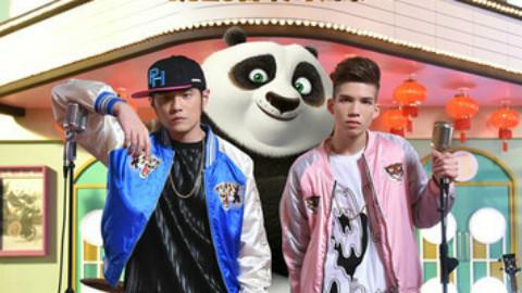 【周杰伦】Try--新歌首发!《功夫熊猫3》主题曲字幕版!
