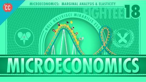 【10分钟速成课:经济学】第18集 - 微观经济