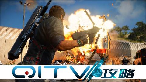 【QiTV】【正当防卫3】摩的大镖客-第二期 摩的觉醒