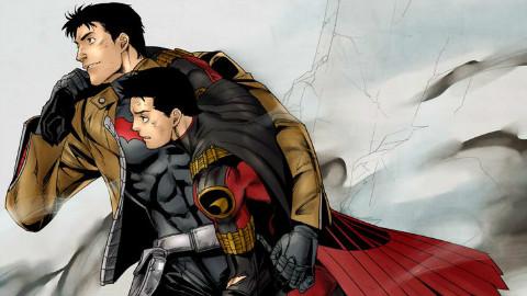 【红头罩v红罗宾】RED. RED.【蝙蝠家/TimJay/DC】