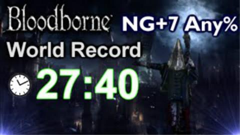 《血源诅咒》27分钟极速通关