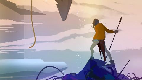 CG原画插画教程《能量结晶》