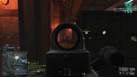 小A战地4武器推荐之神器M240B