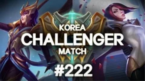 快速看完一局韩服王者质量局#222 Roarz, Dopa, Snoopy, 제동빠, 나라카일