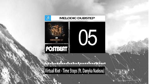 Virtual Riot - Time Stops (ft. Danyka Nadeau)
