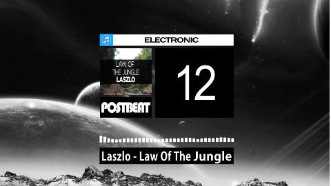 Laszlo - Law Of The Jungle