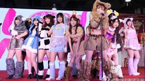 【LoveMuses团】 你见过这么萌的动物园?AKB48组曲