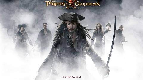 加勒比海盗主题曲《He s a Pirate》的交响乐