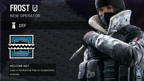 《彩虹六号:围攻》Black Ice DLC预告