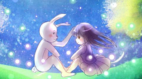 【乌梅】兔子先生【送给春节在外奔波的人们】【原创PV付】【剧情/歌曲】