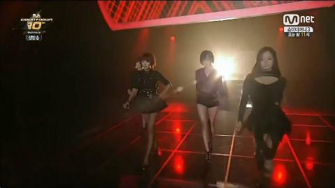 140724 Brown Eyed Girls - Abracadabra M!Countdown