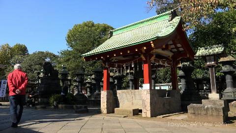 东京街景(八):上野公园(2P合)