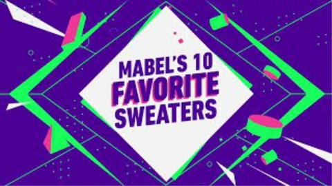 怪诞小镇 - Mabel最喜欢的毛衣