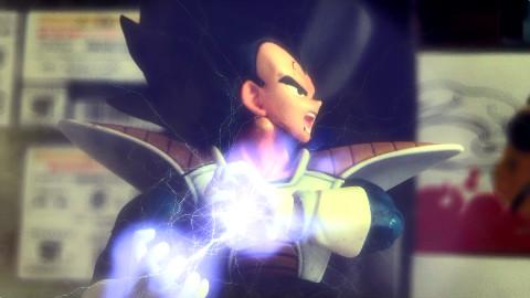 龙珠定格动画-弗利萨VS超级赛亚人 Dragon Ball Z Stop Motion