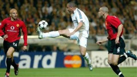 这就是罗纳尔多!为了足球奋斗一生的男人