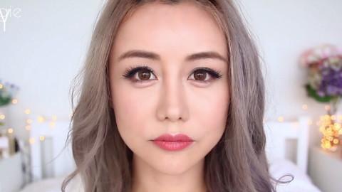 丽子美妆 性感妆容VS可爱妆容!