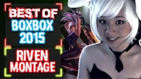 BoxBox 瑞文集锦 - 2015最佳操作