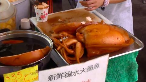 香港街头美食