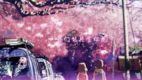 【秒速五厘米/华语】总有一天 我们能共赏樱花