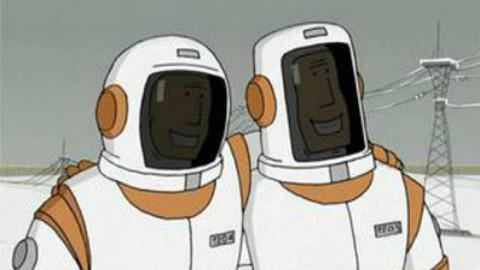 2016奥斯卡动画短片提名《没有宇宙我们无法生存》