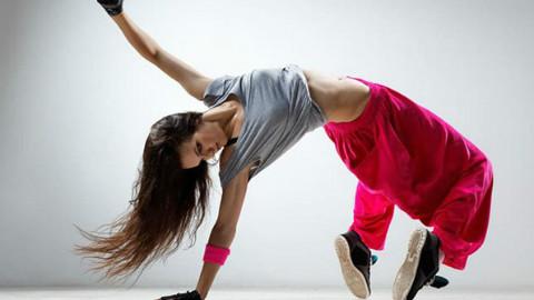 蔡依林舞蹈老师和你一起边跳边瘦