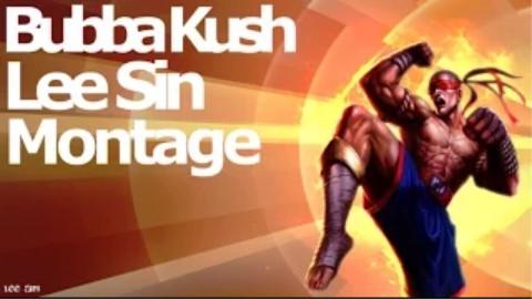 如果暴力不是为了装逼,那就毫无意义,最有想象力的盲僧Bubba Kush精彩集锦#20