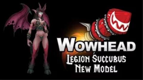 魅魔新模型-魔兽7.0军团再临