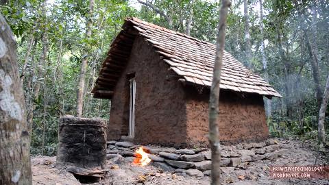 720p【空手小哥第9期】一个瓦片屋顶的小屋